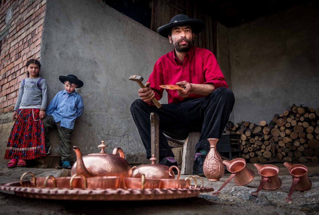 Roma Coppersmith Family