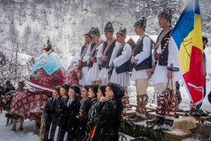 Christmas traditions in Maramures