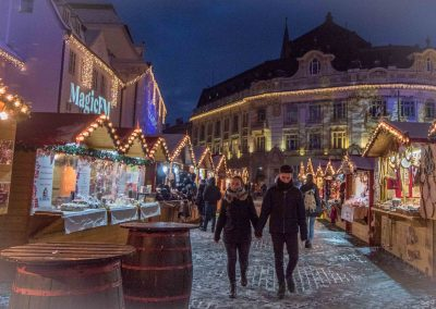 Christmas Market in Sibiu