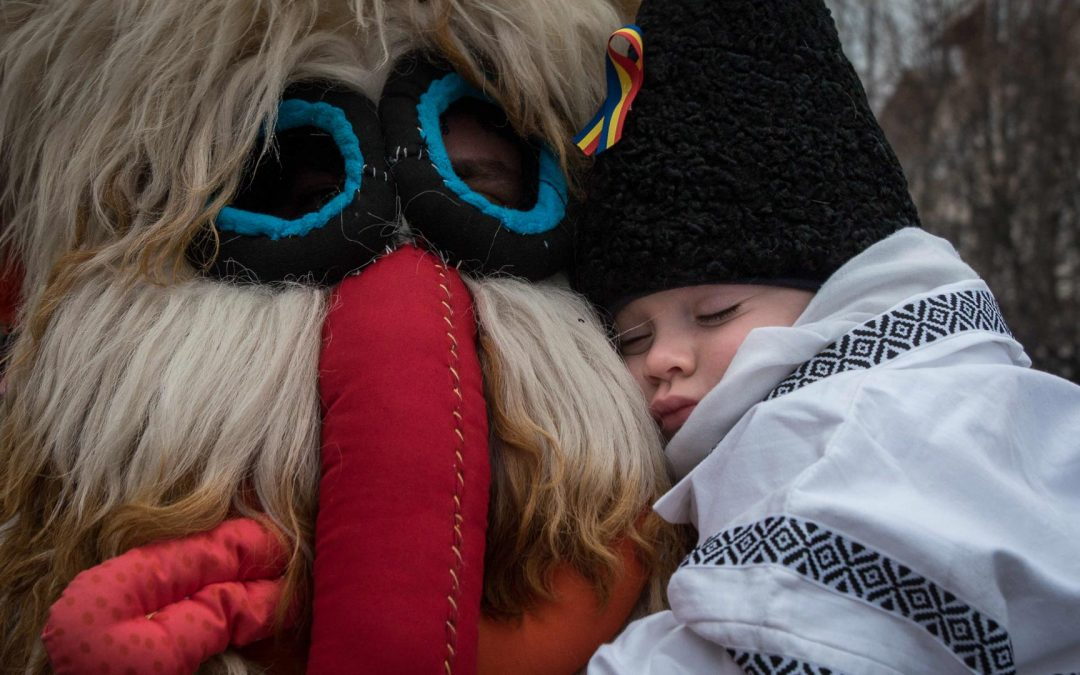Romanian winter festivals to include in your photography bucket list