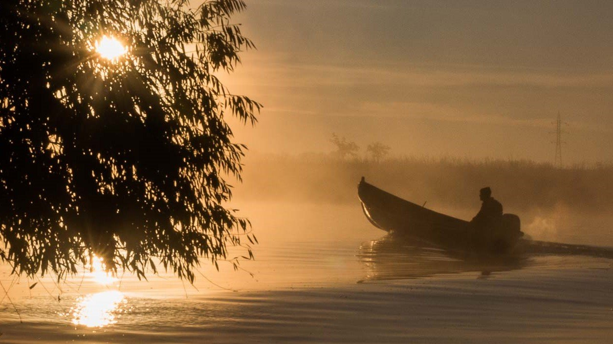 Danube Delta Sunrise