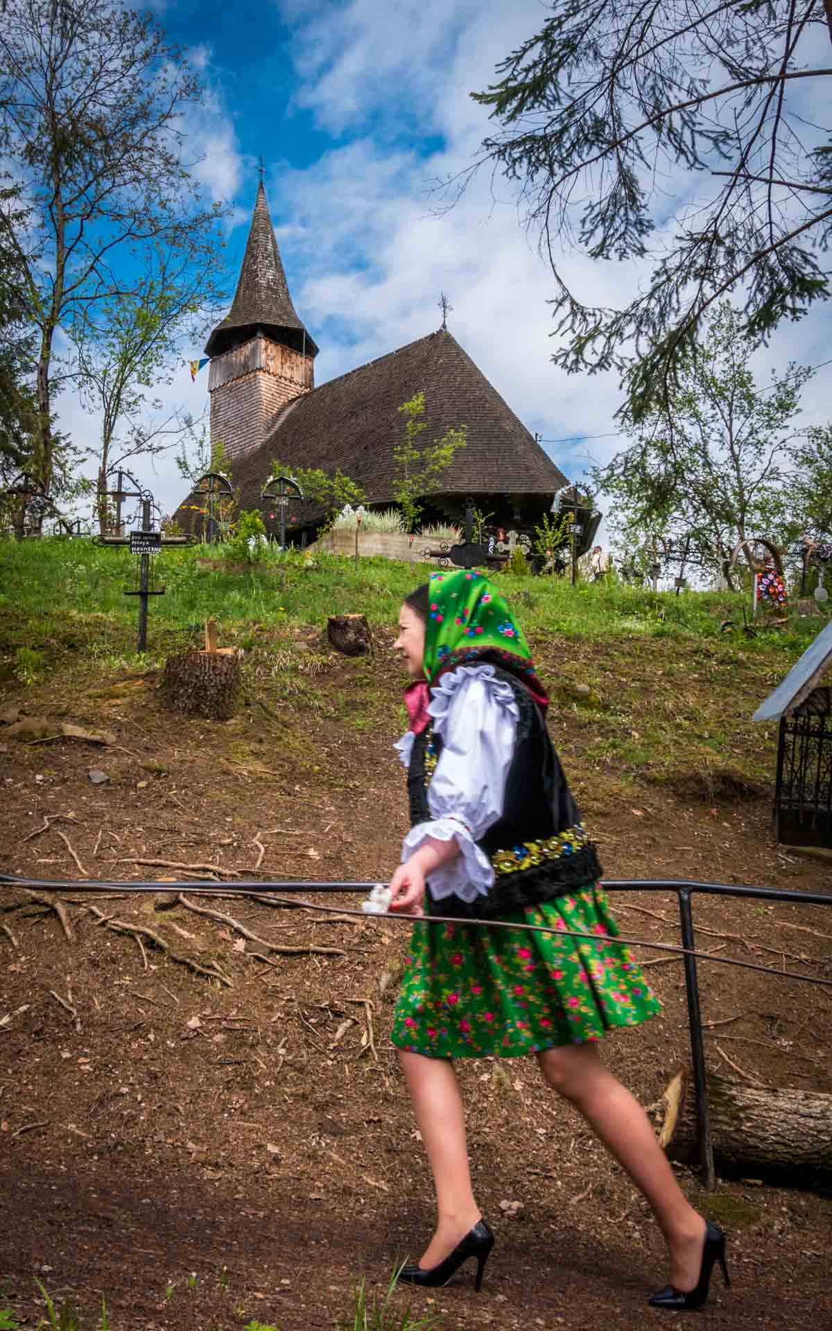 Sarbi Wooden Church