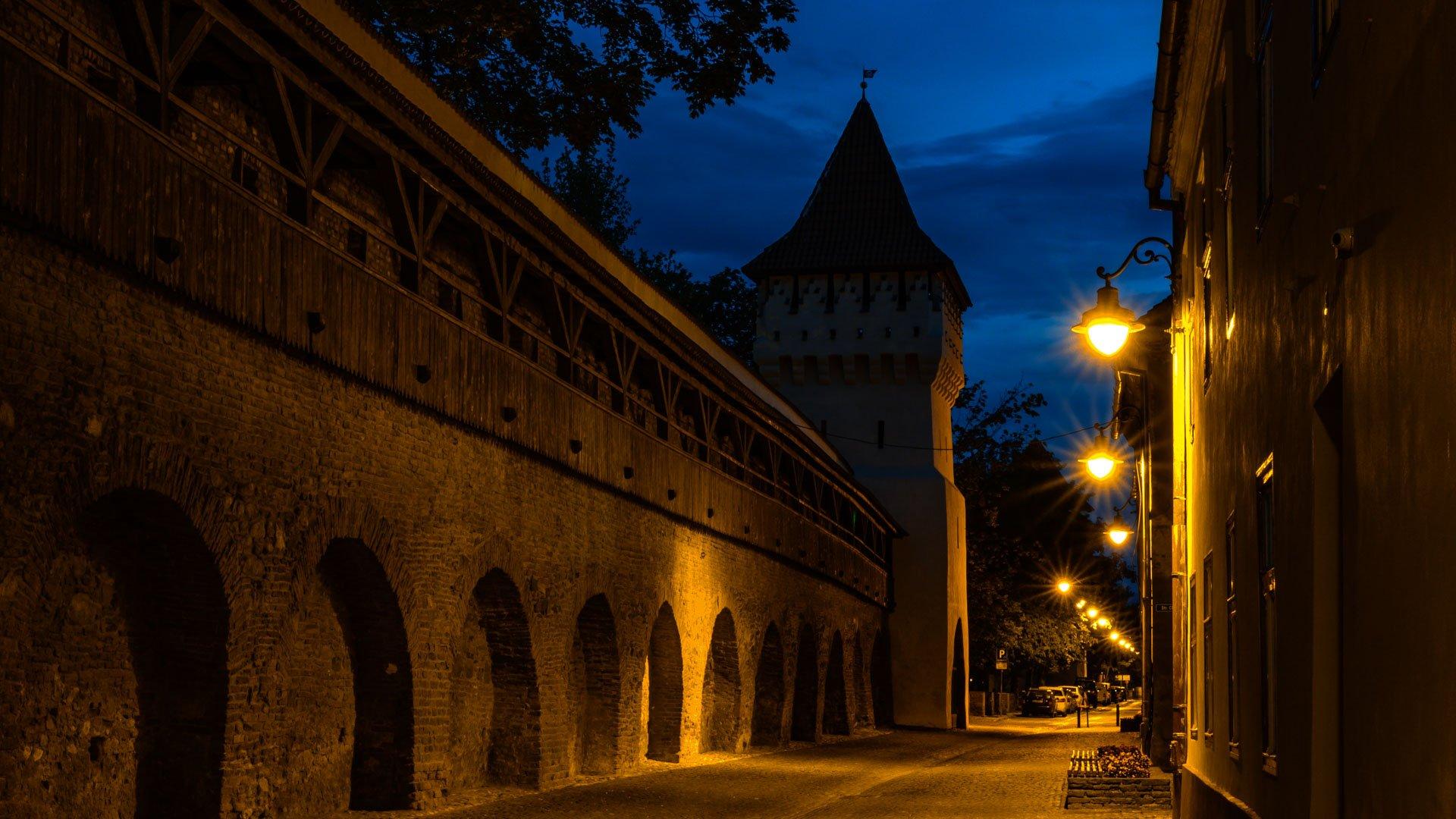 Sibiu la ora albastra