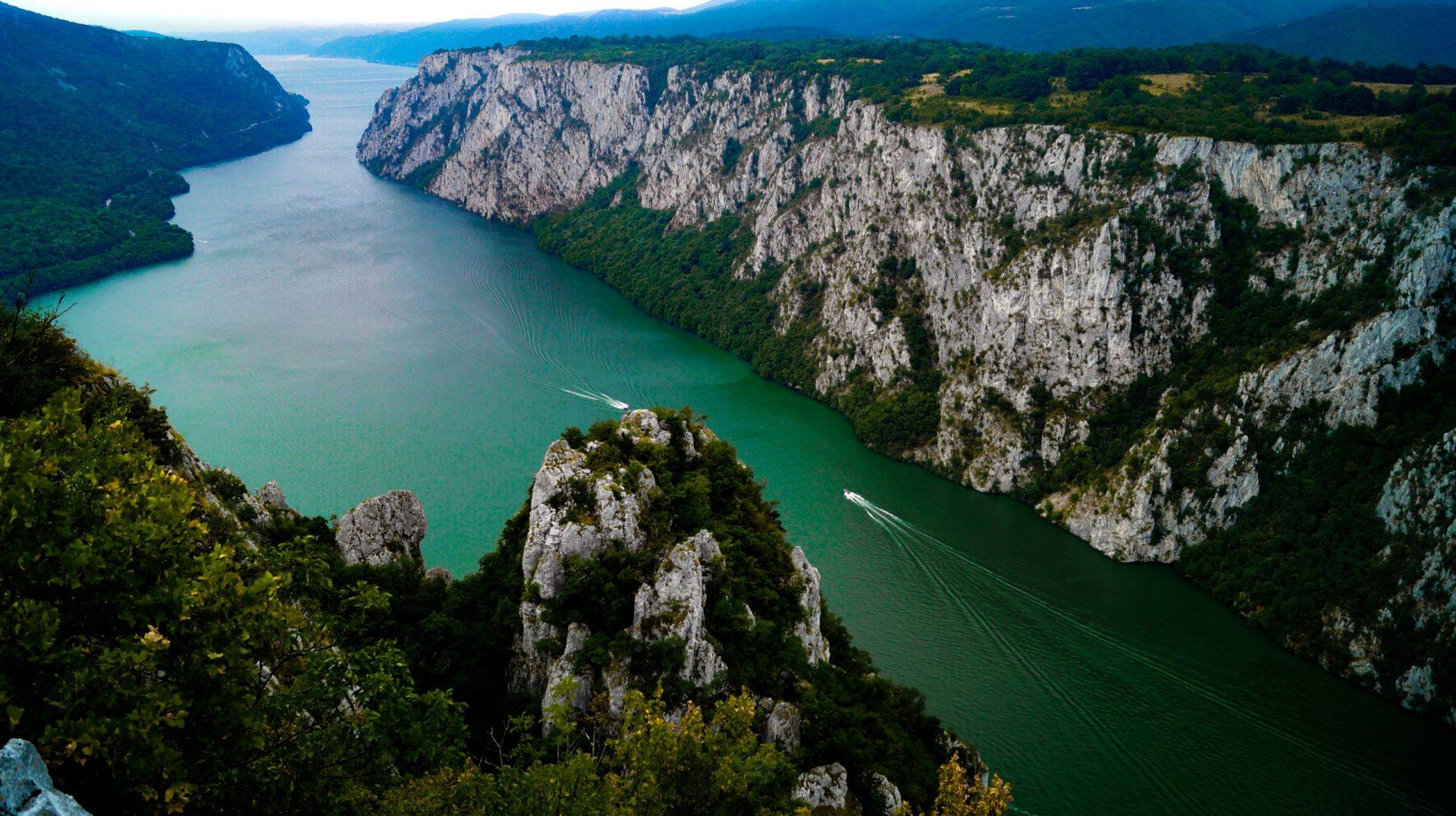 The Iron Gates - Danube