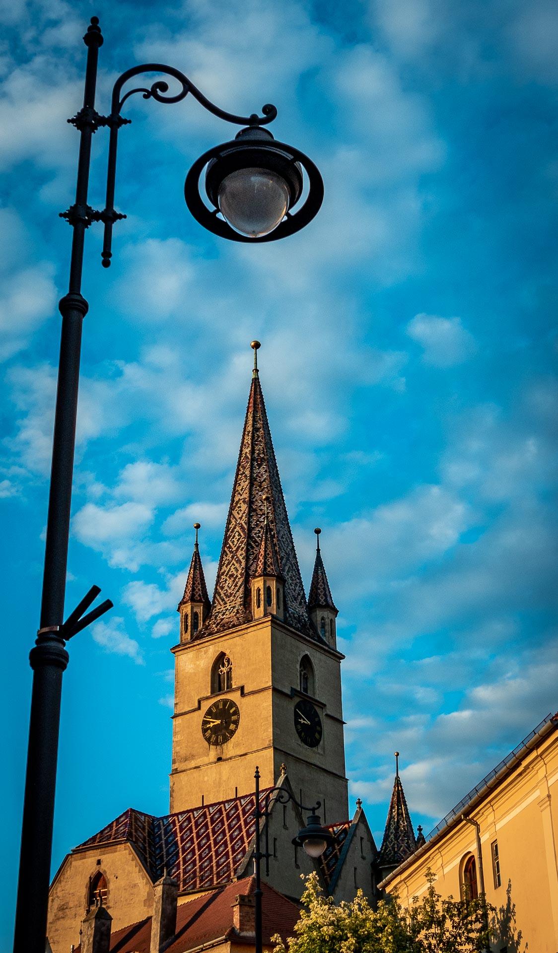 Lutheran Church in Sibiu